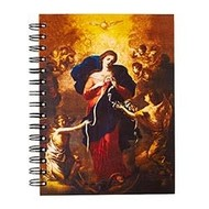 Mary, Untier of Knots Journal Notebook