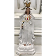 """Our Lady of America Statue, 16"""""""