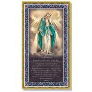 """Our Lady of Grace Plaque, 5""""X9"""""""