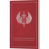 Essential Spiritual Warfare: Prayers For Protection & Deliverance by Wilson Mary Leonora