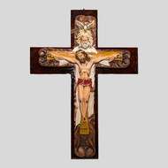 Holy Trinity on the Cross