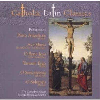 Catholic Latin Classics-CD