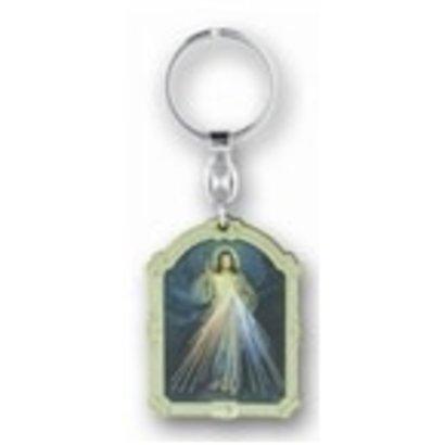 Cathedrial Key Chane Divine Mercy