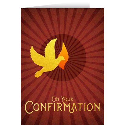 Confirmation Card