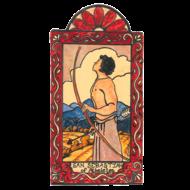 St. Sebastian Pocket Retablos