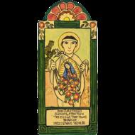 San Juan Diego Pocket Retablos