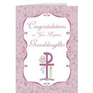 Grand Daughter's Baptism