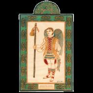 Archangel Rafael Pocket Retablos