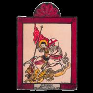 St George Small Size Retablos, Military Arts