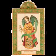 Archangel Gabriel Pocket Retablos