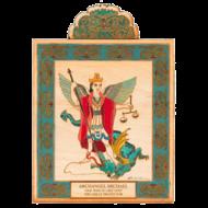 Archangel Michael Pocket Retablos