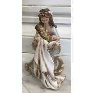 """Virgin of Tenderness, 9"""", Made in Colombia"""