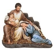 """Holy Family, Sleeping Mary, 6.7"""""""