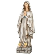 """Our Lady of Lourdes,  Outdoor  32"""" H"""