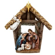 Nativity Figurine 9.25H