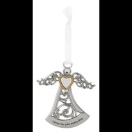 Angel Ornament - I Pray