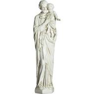 "St. Joseph with Child, 32"""