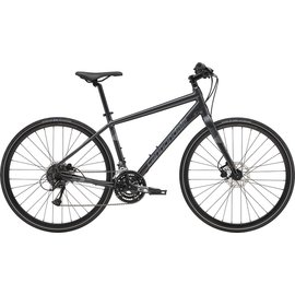 Cannondale Cannondale Quick Disc 4 2019 Gry