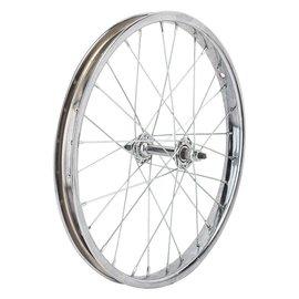 Wheelmaster Wheelmaster 18x1.75 Front BMX Wheel Sil