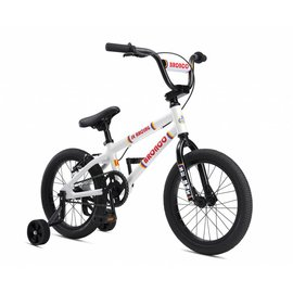 "SE Bikes SE Bronco Kid's 16"" 2019 Wht"