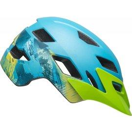 Bell Bell Sidetrack Helmet Blu/Grn Youth size