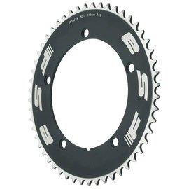"""FSA FSA Pro Track 51T x144mm Chainring 1/2""""x1/8"""" Blk"""