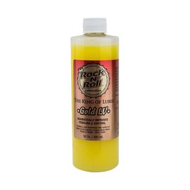 Rock-N-Roll Rock-N-Roll Gold Low-Vapor Chain Lube 16oz