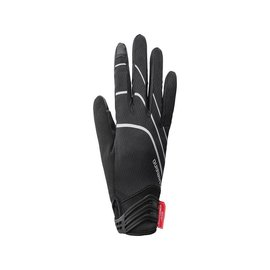 Shimano Shimano Windstopper Reflective Insulated Glove Blk Lrg