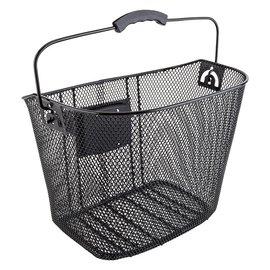Sunlite Sunlite QR II Basket Front 22.2/31.8 Blk