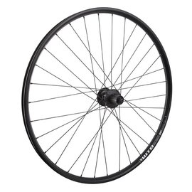 "Wheelmaster Wheelmaster 29"" WTB SX23 Rear Disc Wheel 8-10 Speed Cassette Blk"