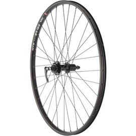 "Quality Wheels Quality Wheels Disc Rear Wheel 29"" SRAM 6-bolt Blk"