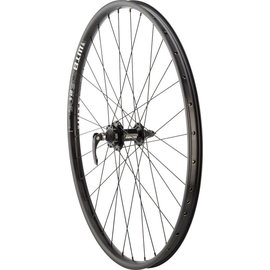 "Quality Wheels WTB Front MTB Disc Wheel 27.5"" SRAM 6-Bolt Blk"