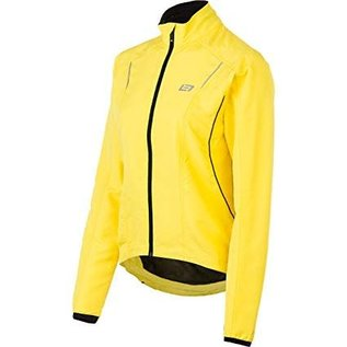 Bellwether Bellwether Velocity Women's Jacket Yel Med
