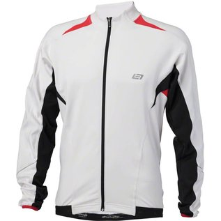 Bellwether Bellwether Element LS Men's Jersey Wht Lrg