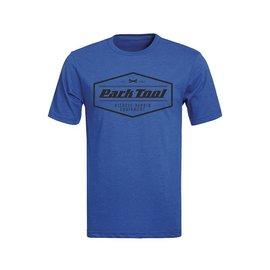 Park Tool Park Tool T-Shirt Apparel Blu Lrg