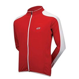Bellwether Bellwether Criterium Men's Long Sleeve Jersey Red Lrg