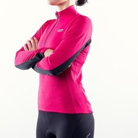 Bellwether Bellwether Tempo Women's Long Sleeve Jersey Lav Med