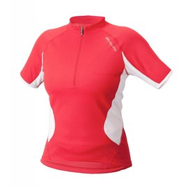 Bellwether Bellwether Criterium Women's Long Sleeve Jersey Red XL