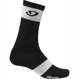 Giro Giro Comp Racer Hi-Rise Socks Blk/Gry XL