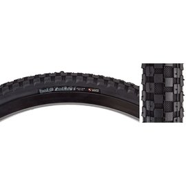 "Maxxis Maxxis Holyroller Tire 20x1-3/8"" Wire Blk"