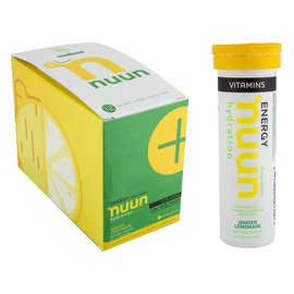 Nuun Nuun Energy Hydration Ginger Lemonaide