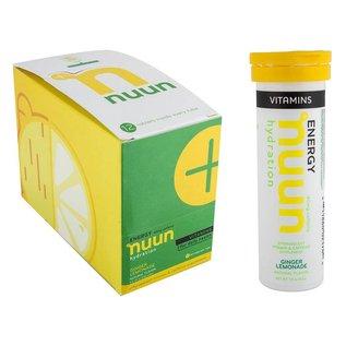 Nuun Nuun Energy Hydration Ginger Lemonaide