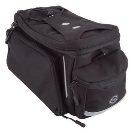 Sunlite Sunlite Bag Rackpack Med w/ Side Pockets Blk