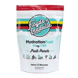 Floyd's Of Leadville Floyd's Of Leadville CBD Isolate Hydration, Fruit Punch