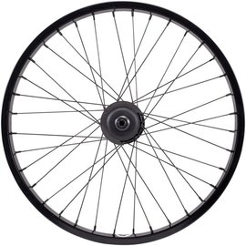 "Salt Plus Salt Plus Summit 20"" Rear Wheel Freecoaster Blk"