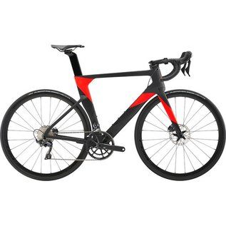 Cannondale Cannondale SystemSix 56cm Acid Red