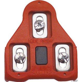 VP Components VP Arc 1 LOOK Delta Cleats 9 Degree Red