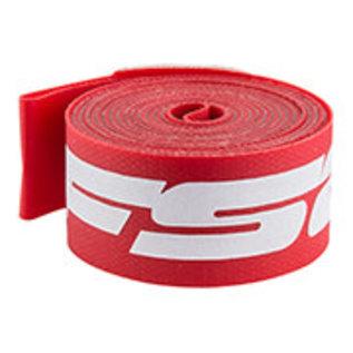 FSA FSA Red Nylon Rim Strip
