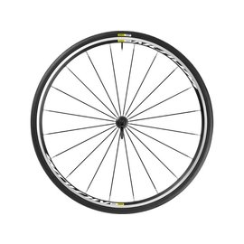 Mavic Aksium Elite Front Road Wheel 700c w/Tire,Tube Blk