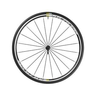 Mavic Aksium Elite Front Road Wheel 700c w/Tire,Tube Blk